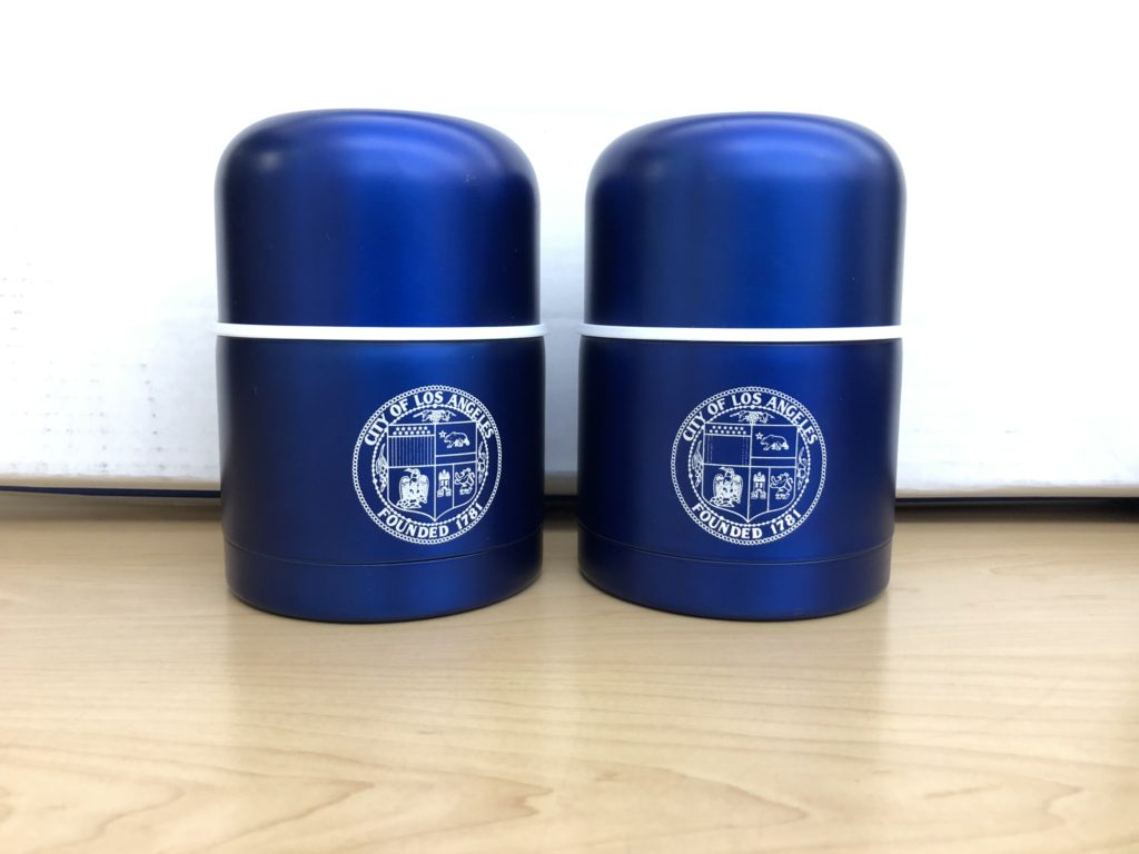 New Products Summer - Insulated Food Container