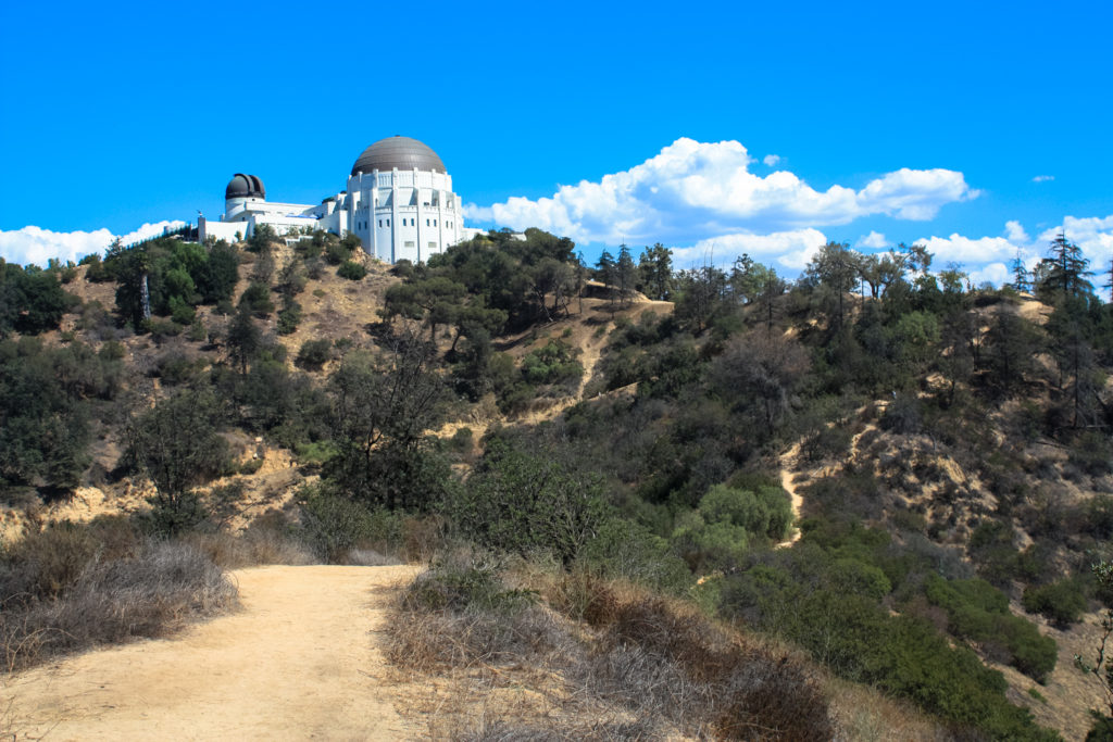 Hike to Griffith Park